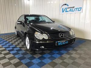Mercedes-benz Clk 200K AVANTGARDE BA / CLASSE CLK II (C209)