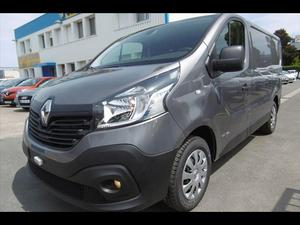 RENAULT Trafic TRAFIC III FOURGON L1H DCI 120 CV