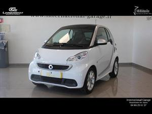 Smart Fortwo COUPE ELECTRIC DRIVE EDITION  Occasion