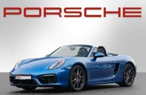 PORSCHE Boxster ch GTS PDK