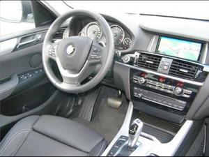 BMW X4 xDrive20d - Tete haute - Automatique - Navigation