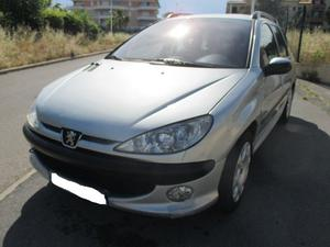 PEUGEOT 206 SW 2litres HDI
