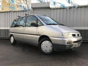 Fiat Ulysse V TD 109CH S CLIM  Occasion