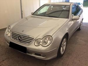 Mercedes-benz Classe c coupe sport COUPE SPORT 220 CDI BVA