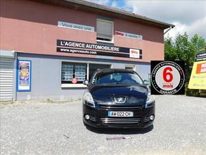 Peugeot  HDi Premium Pack 7pl pack cuir