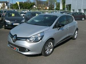 Renault Clio iv 0.9 TCE 90CH ENERGY LIMITED 5P  Occasion