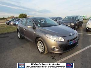 Renault Megane III BERLINE M?gane III dCi 110 FAP eco2