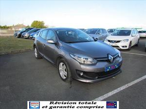 Renault Megane III BERLINE M?gane III dCi 95 eco2 Business