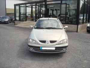 Renault Megane V 107CH RXE 5P  Occasion