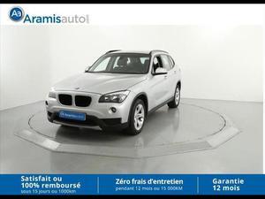 BMW X1 xDrive 18d 143 ch  Occasion