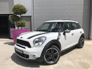 MINI Countryman COUNTRYMAN COOPER SD 143CH PACK RED HOT