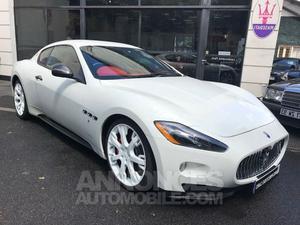 Maserati Gran Turismo 4.7 MC SPORT LINE blanc verni