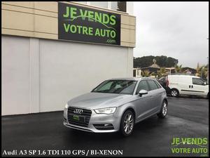 Audi A3 1.6 TDI 110ch Ambiente GPS/XENON  Occasion