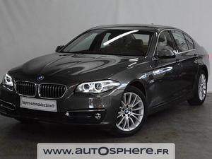 BMW Serie dA 313ch Luxury  Occasion