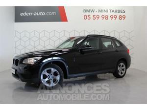 BMW Série 1 sDrive16d 116ch Lounge noir