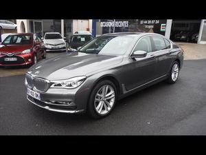 BMW Série 7 SERIE 7 (G11/GDA XDRIVE 265CH EXCLUSIVE