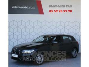 BMW Série d 95ch Lounge 5p noir