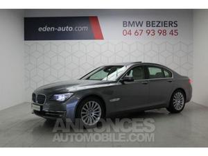 BMW Série dA xDrive 381ch Exclusive Ultimate gris