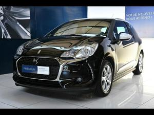 DS DS 3 DS 3 PureTech 110ch So Chic EAT6 +opts  Occasion