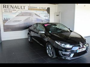 RENAULT Megane Coupé Megane Coupe 2.0 dCi 165ch FAP GT