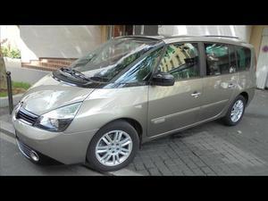 Renault Grand espace Grand Espace 2.0 dCi 150 FAP Initiale