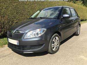skoda fabia 16 tdi 90 cr ambition cozot voiture. Black Bedroom Furniture Sets. Home Design Ideas