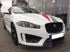 Jaguar XF 5.0 V8 R SURALIMENTE blanc