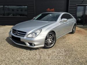 Mercedes CLS 63 AMG 7G-TRONIC SPEEDSHIFT gris clair