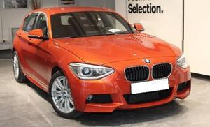 BMW Série 1 SÉRIE D 143 CV BM6 5 POSRTES PACK SPORT M