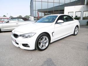 BMW Série 4 SERIE 4 CABRIOLET 435DA XDRIVE 313CH M SPORT