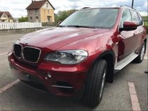 BMW X5 xDrive 40 dA 306 ch Luxe attelage xenon  Occasion