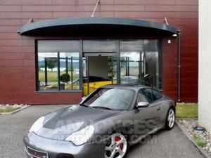 Porsche  type 996 CARRERA 4S gris kerguelen