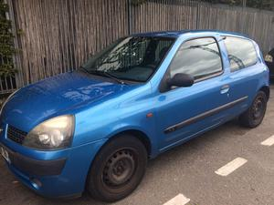 RENAULT Clio 1.2i Authentique GPL