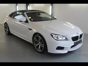 BMW M6 CABRIOLET M Occasion