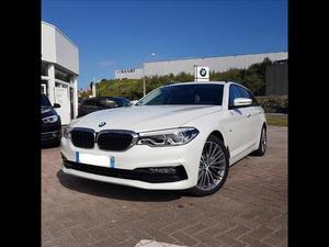 BMW SÉRIE 5 TOURING 520DA 190 SPORT STEPTRO  Occasion