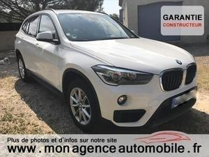BMW X1 2.L S-drive BUSINESS  Occasion