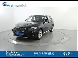BMW X1 xDrive 18d 143 ch BVA  Occasion