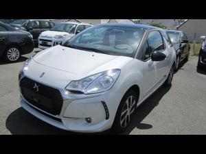 Ds DS 3 PURETECH 82 SO CHIC  Occasion