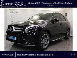 Mercedes-benz GLE 250 D 204CH SPORTLINE 4M 9G-TRO
