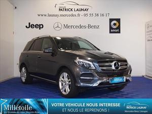 Mercedes-benz GLE 350 D 258CH FASCINATION 4M 9G-TRO