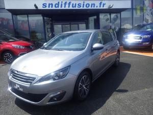Peugeot  BLUEHDI 120 ALLURE CAMERA  Occasion