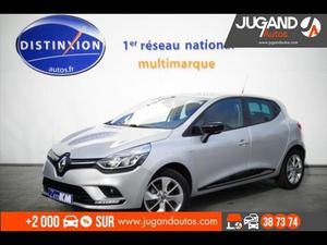 RENAULT Clio III IV TCE 120 LIMITED EDC 5P  Occasion