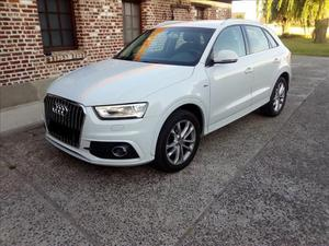 Audi Q3 2.0 TDI 136 SLINE/GPS/XENON/PDC/REGUL  Occasion