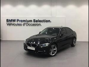 BMW 330 d xDrive 258 ch SPORT A  Occasion