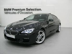 BMW 640 xDrive 313 ch Gran Co M SPORT A  Occasion