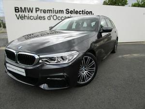 BMW SÉRIE 5 TOURING 520DA 190 M SPORT STEPTRO  Occasion