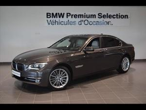 BMW SÉRIE DA XDRIVE 381 EXCLUSIVE  Occasion