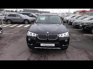 BMW X3 X3 xDrive xLine 20d Automatique  Occasion