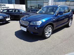 BMW X3 XDRIVE35DA 313 EXCLUSIVE  Occasion