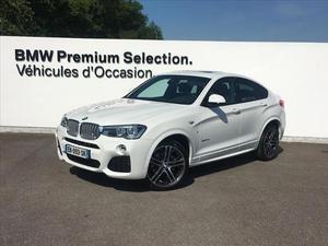 BMW X4 XDRIVE35DA 313 M SPORT  Occasion